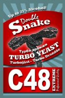 DoubleSnake Turbo Yeasts
